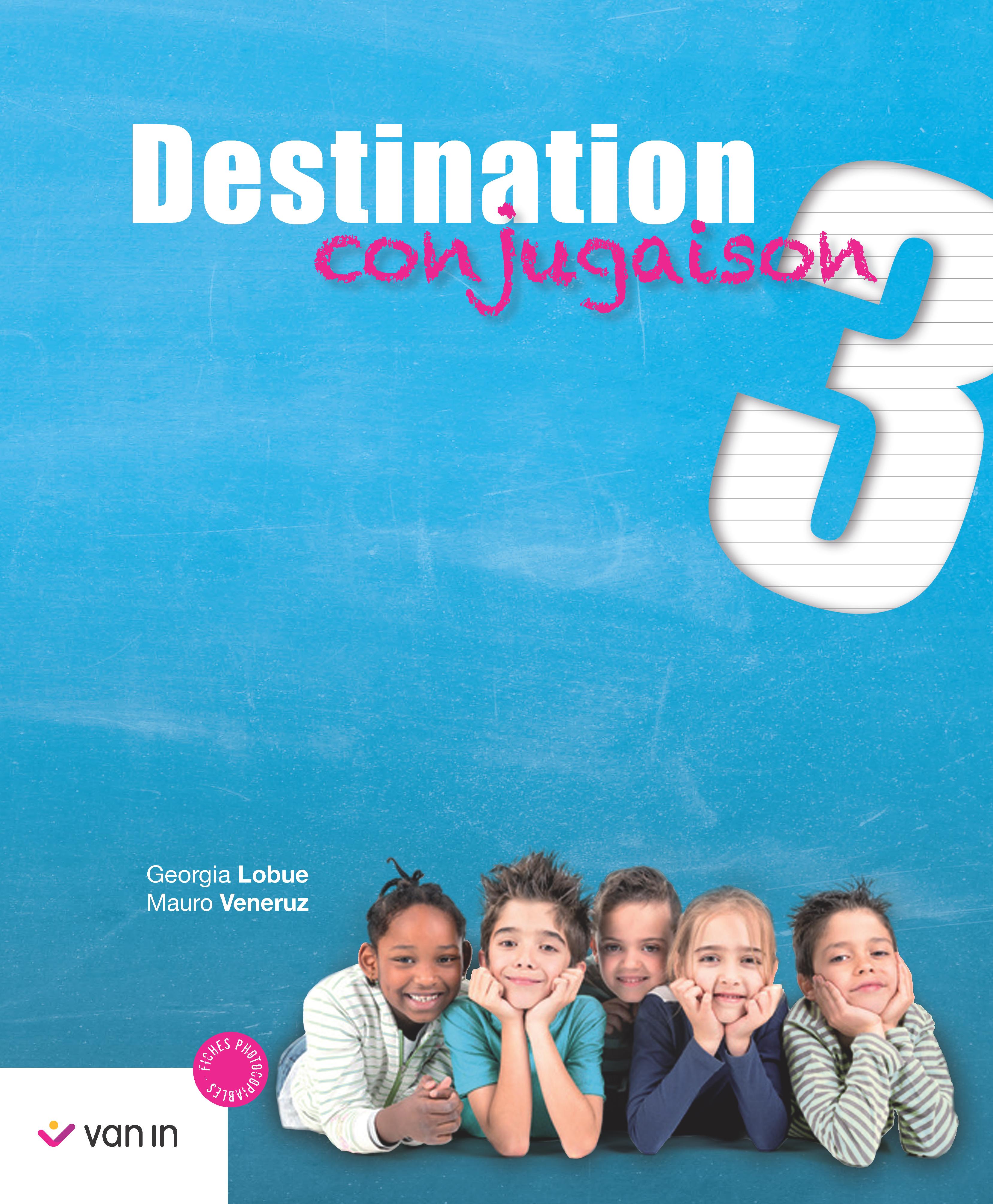Destination Conjugaison Van In Fondamental