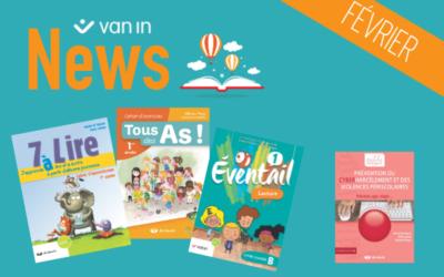 VAN IN NEWS – Février