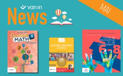 VAN IN NEWS – Mai