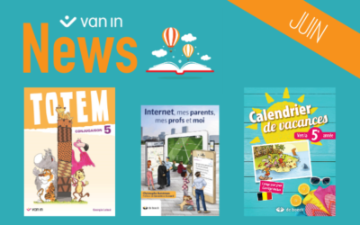 VAN IN NEWS – Juin
