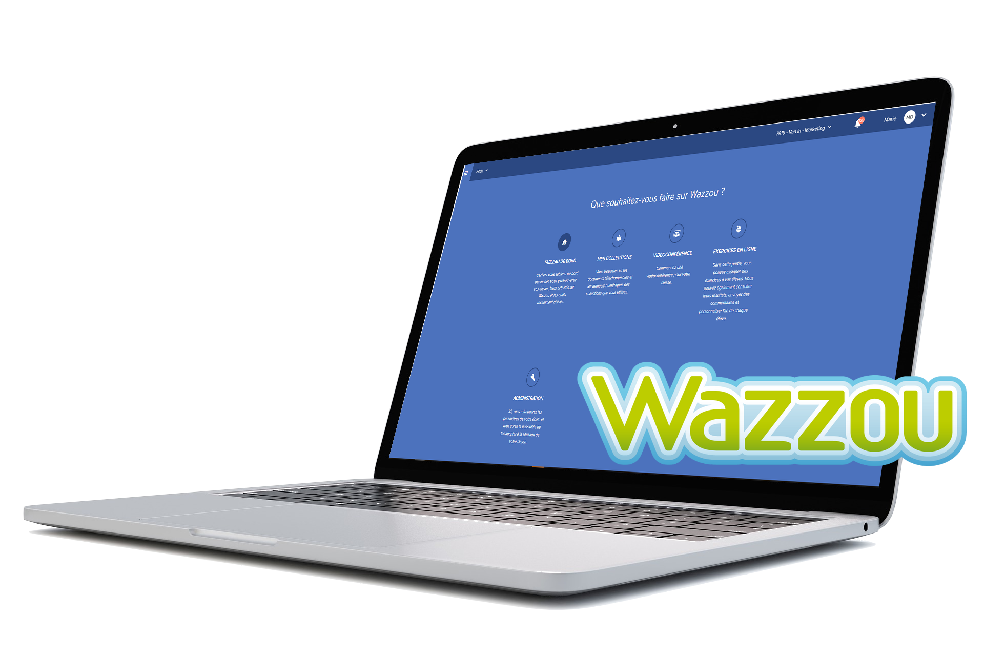 Plateforme Wazzou
