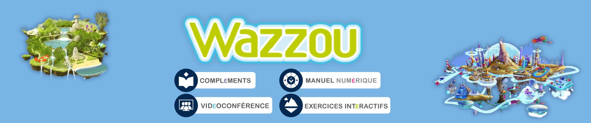 Wazzou, la plateforme d'apprentissage en ligne
