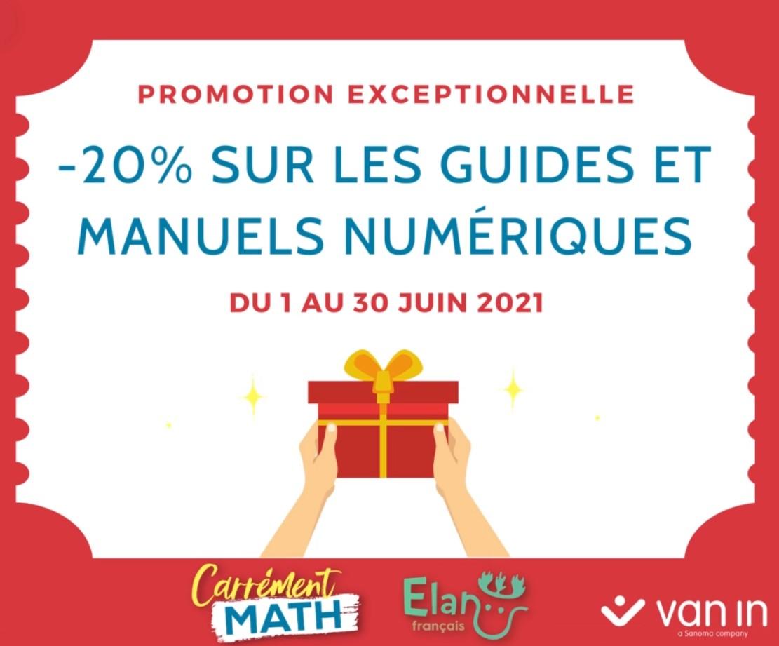 Promo 20% CM - Elan